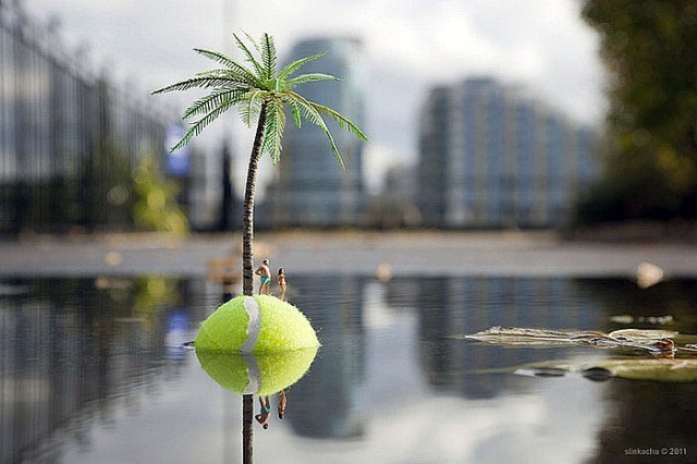 The Last Resort Slinkachu