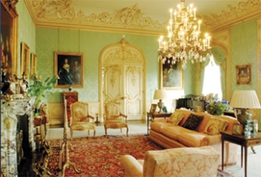Downton Abbey Interior