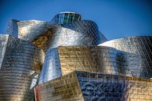 Frank Gehry Guggeheim-Bilbao