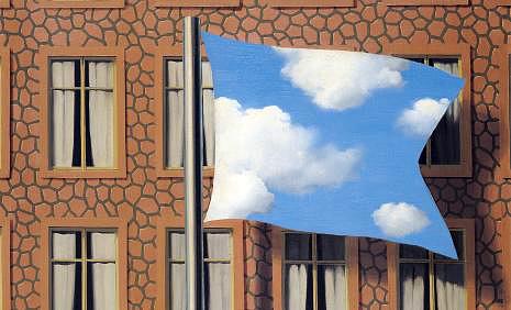 Rene Magritte Summer 1932