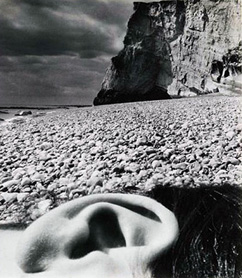 Bill Brandt Seaford, East Sussex Coast 1957_-1