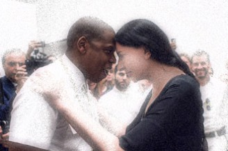 jay-z abramovic picasso baby performance art