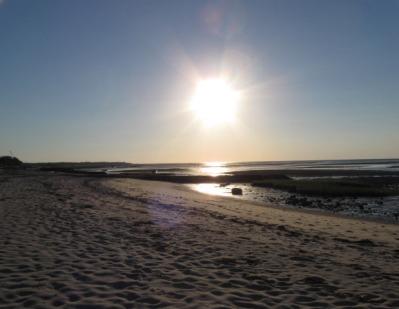 Cape Cod Massachusetts Brewster Flats