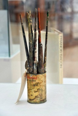 paintbrushes francis bacon christie's