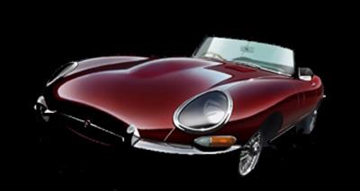 jaguar convertible xke