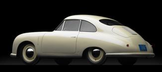 porsche 356 1949