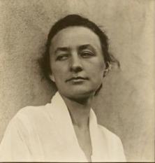 1918 georgia o'keeffe