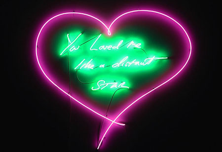 tracey emin angel without you