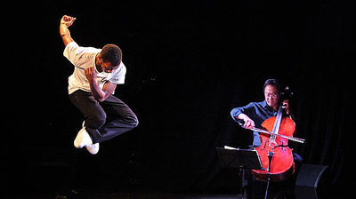 cellist yo-yo ma with lil buck