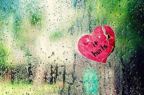 broekn heart