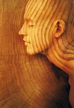 stoetter body painting wood