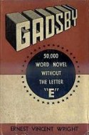 gadsby novel