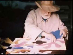 matisse at work