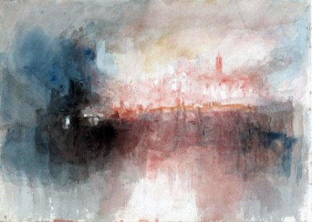 JMW Turner Tower of London