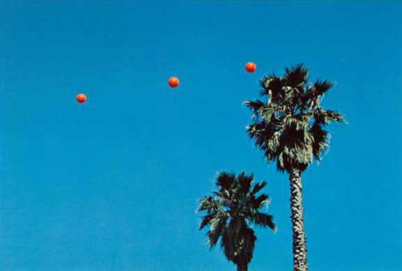 los angeles baldessari