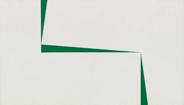 herrera blanco y verde