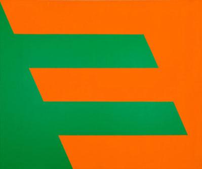 herrera green and orange