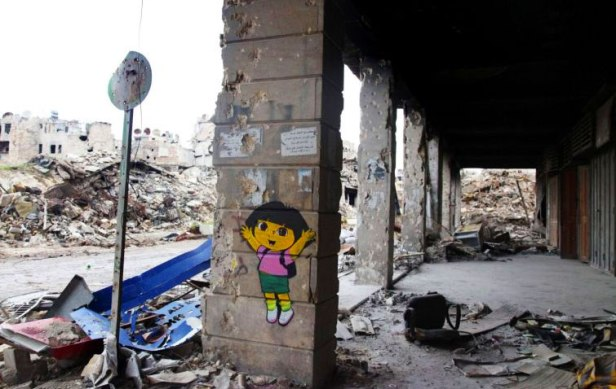 Syria Dora the Explorer