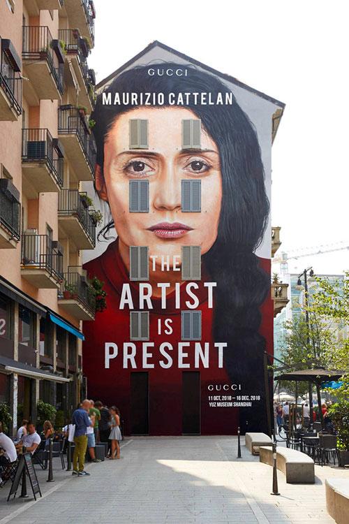 Abramovic Artist is Present